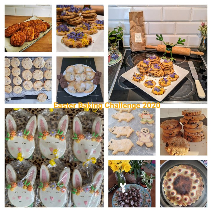 EG-H Covid-19 Mutual Aid Easter Baking Challenge