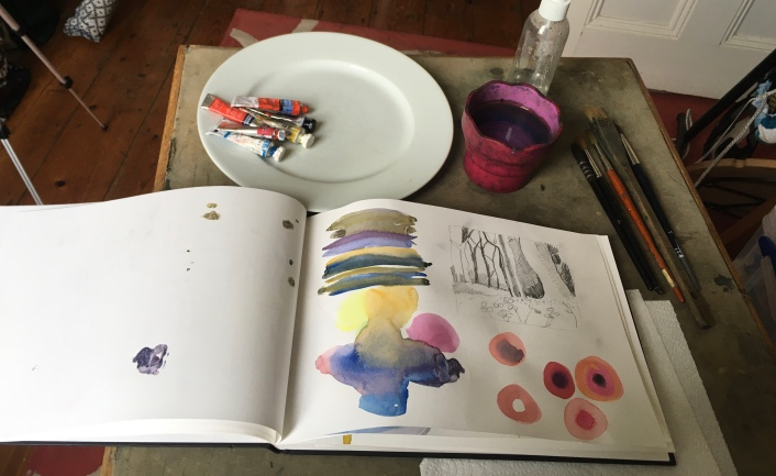 Emily Jolley's online watercolour course